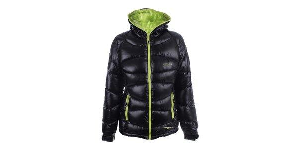 Dámska zimná obojstranná bunda Envy