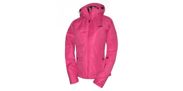 Dámska ružová zimná bunda Envy