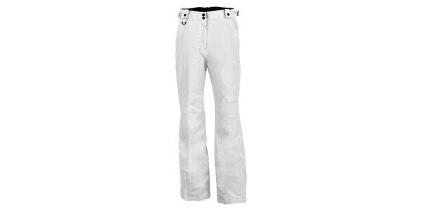 Dámske biele lyžiarske nohavice Envy