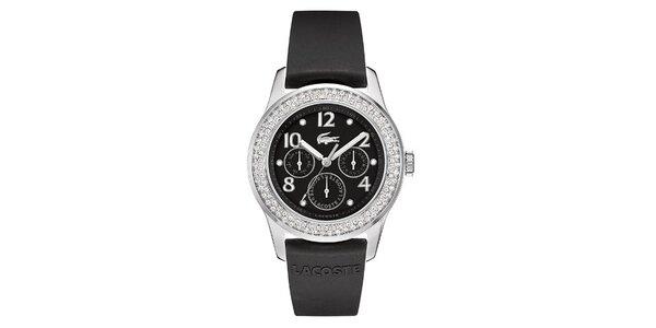 Dámske hodinky so silikónovým remienkom Lacoste