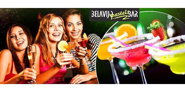 FUN & SMILE: Pestré miešané drinky