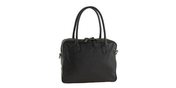 Dámska čierna taška Classe Regina
