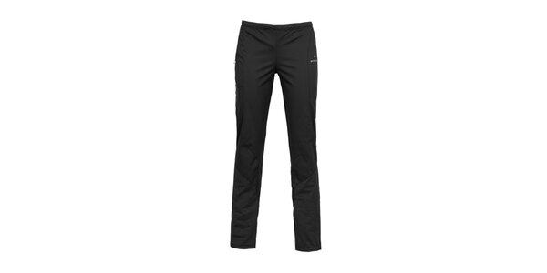 Dámske čierne športové nohavice Bergson