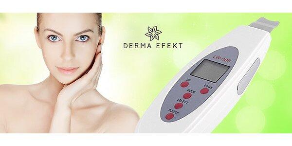 Ultrazvukový peeling a hĺbkové čistenie - Skin Scrubber