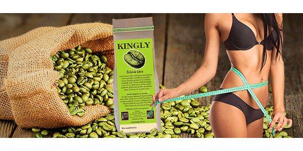 Zelená antioxidačná káva na podporu chudnutia