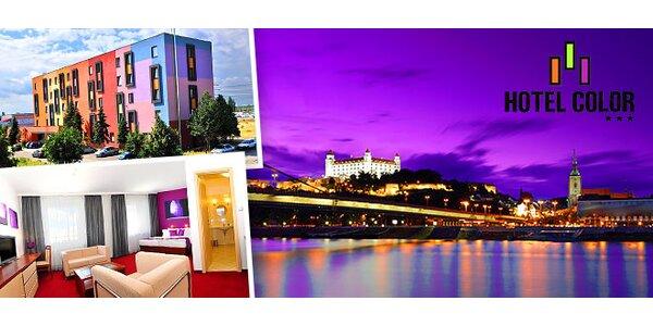 Ubytovanie pre 1 či 2 osoby v Bratislave
