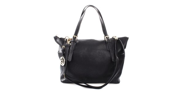 Dámska čierna kabelka Bessie