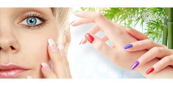 Posilnenie alebo predĺženie nechtov