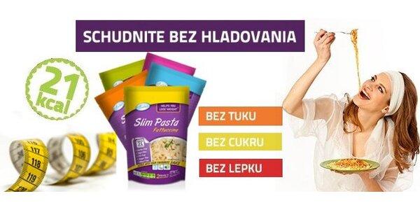 Slim Pasta® - jedinečné cestoviny na chudnutie