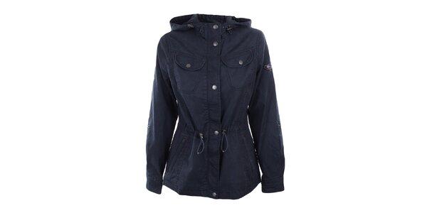 5e51587a94 Výpredaj dámskych búnd a kabátov – všetko skladom. Táto kampaň už skončila.  Dámska modrá bunda Halifax