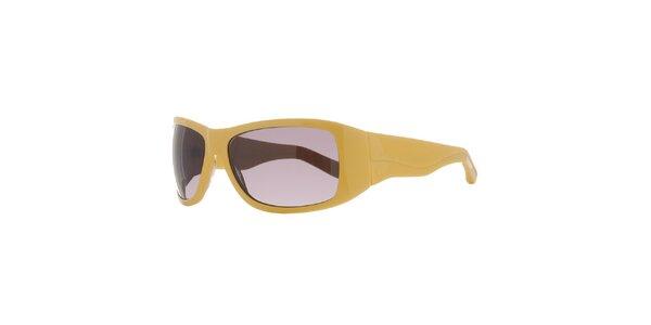 Dámske žlté slnečné okuliare Agatha Ruiz de la Prada
