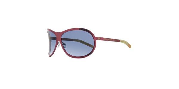 Dámske ružovo-vínové slnečné okuliare Agatha Ruiz de la Prada