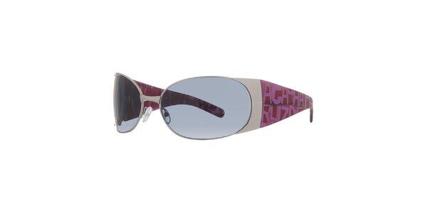Dámske bielo-ružové slnečné okuliare Agatha Ruiz de la Prada
