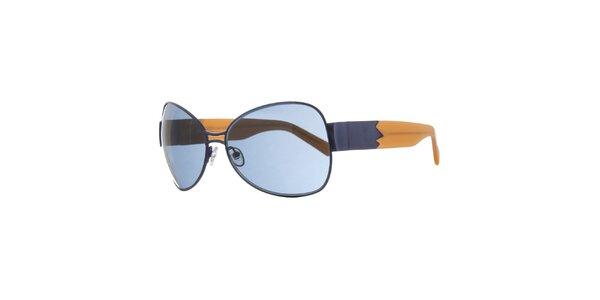 Dámske modro-žlté slnečné okuliare Agatha Ruiz de la Prada