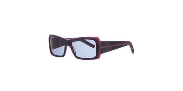 Dámske vínovo-ružové slnečné okuliare Agatha Ruiz de la Prada