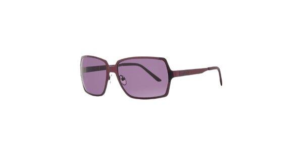 Dámske vínové slnečné okuliare Agatha Ruiz de la Prada