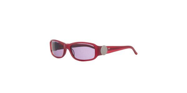 Dámske červené slnečné okuliare Agatha Ruiz de la Prada