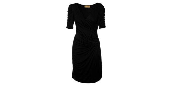 Dámske čierne šaty Comptoir des Parisiennes