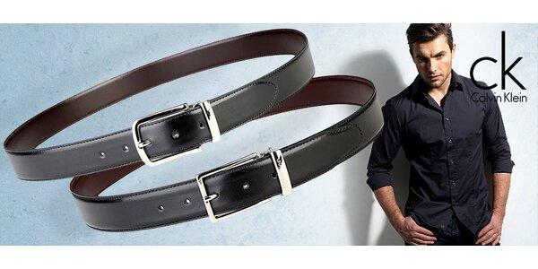 Luxusné opasky z pravej kože Calvin Klein