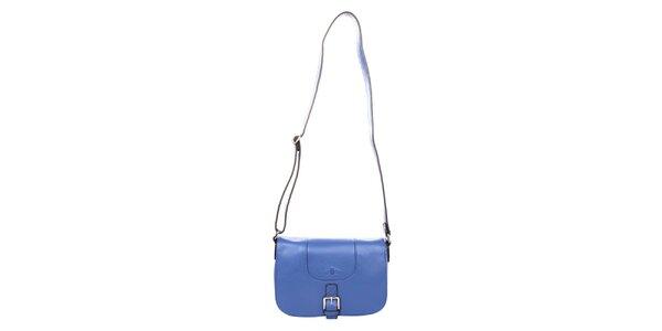 Dámska modrá kabelka Elite