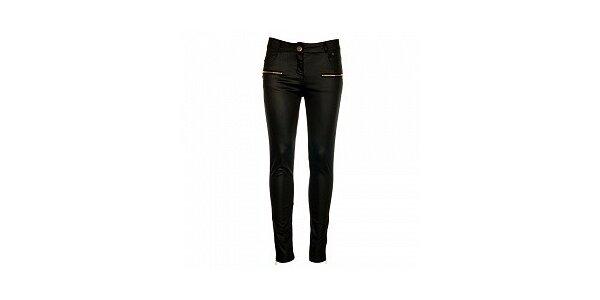 Dámske čierne nohavice Comptoir des Parisiennes