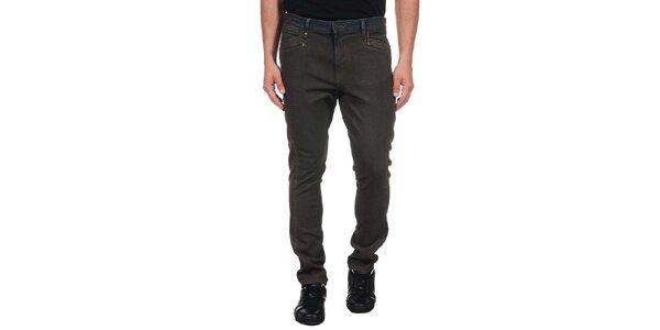 Pánske tmavé džínsy Calvin Klein