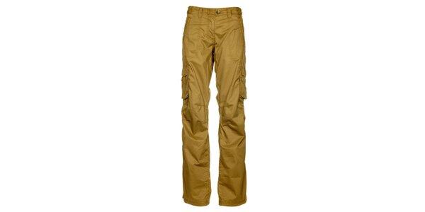 Dámske pieskové nohavice Bushman