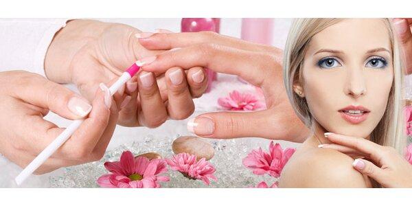 Japonska manikúra alebo gélové nechty