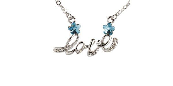 Dámsky náhrdelník s nápisom Fifi Ange