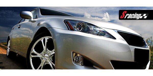 Umytie a voskovanie auta nanotechnológiou