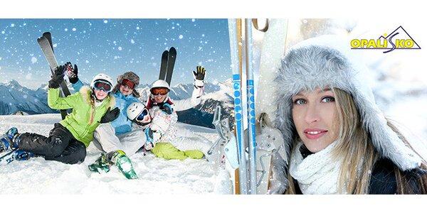 Skipas do lyžiarskeho centra OPALISKO