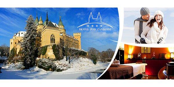 Romantický pobyt alebo Veľká noc v Hoteli pod Zámkom!