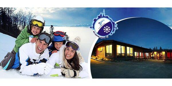 Perfektná lyžovačka v Ski centre Levoča