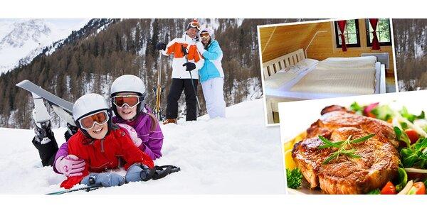 Fantastická lyžovačka na Remate v penzióne Mladosť
