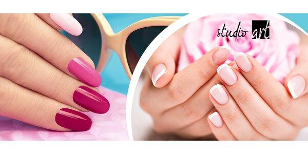 Wellness manikúra alebo gél lak pre krásne ruky