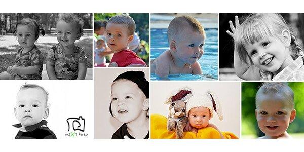 Profesionálne fotografovanie detí, rodín alebo párov