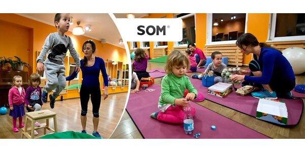 Skvelé, hravé, tvorivé SOM® Kids a Montessori pre Vaše deti
