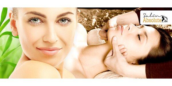 Mikromasáž okolia očí či liftingová masáž tváre
