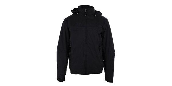 Pánska čierna bunda Trimm