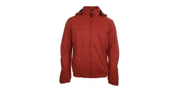 Pánska červená bunda