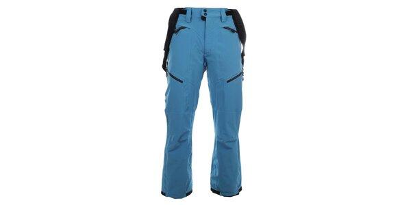 Pánske funkčné svetlo modré lyžiarske nohavice Trimm