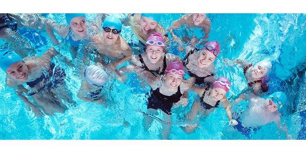 Zdokonalenie plávania pre deti od 8 do 12 rokov