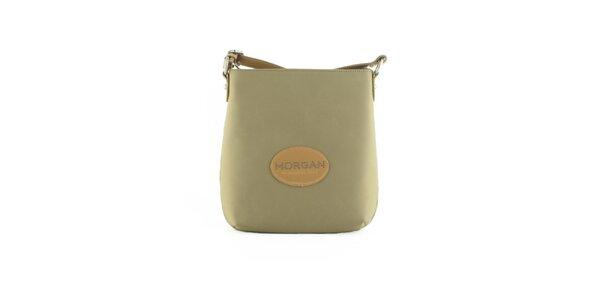 Dámska béžová kabelka Morgan de Toi