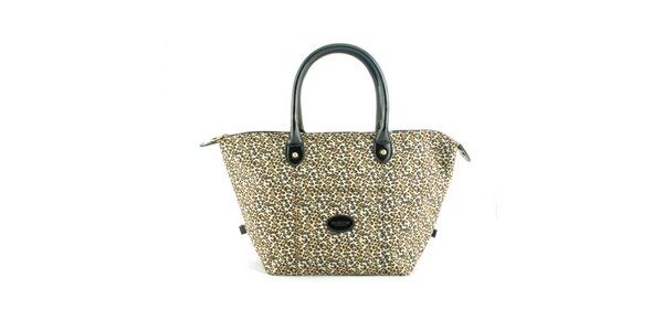 Dámska leopardia kabelka Morgan de Toi