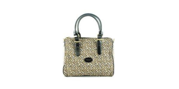 Dámska leopardia nylonová kabelka Morgan de Toi