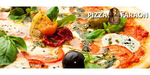 20 druhov chutnej chrumkavej pizze na výber