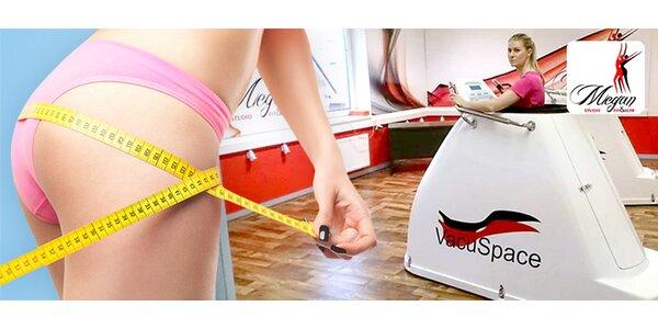 Ľahké chudnutie s cvičením na Vacuspace
