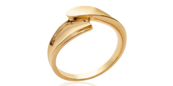 Dámsky pozlátený prsteň Fifi Ange