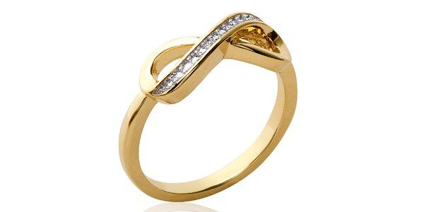Dámsky prsteň so zirkónmi Gigi Ange
