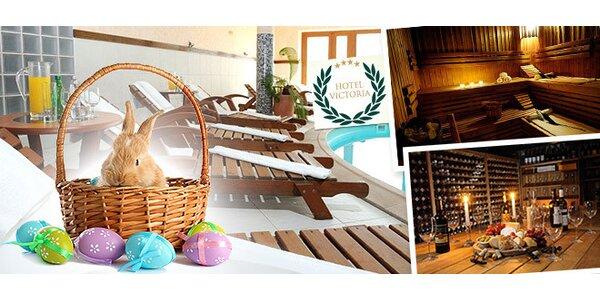 Veľkonočný wellness pobyt v hoteli VICTORIA****